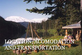 Location, Accomodation, and Transportation